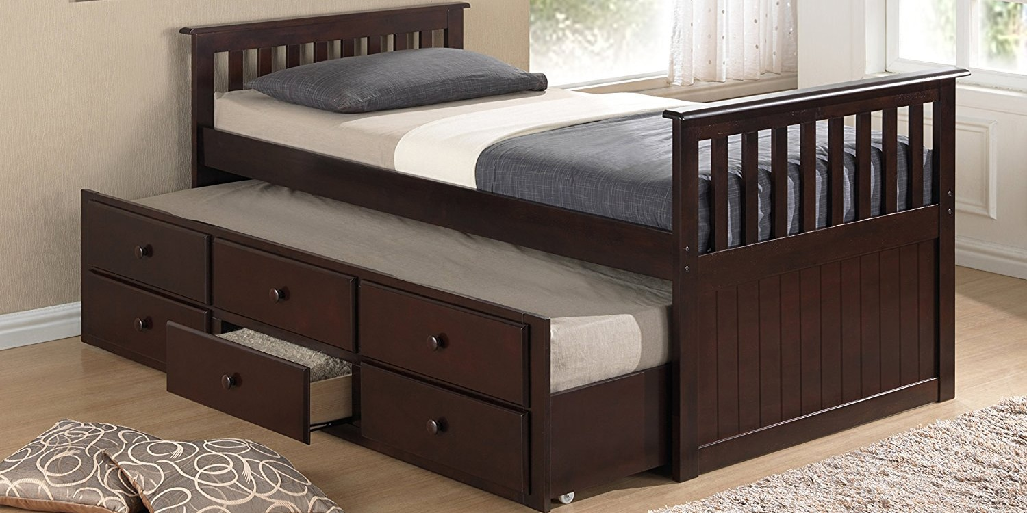 Top 10 Best Captains Beds In 2020 Review Purchasing Tips