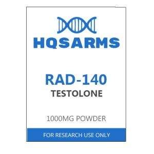 Testolone (RAD-140) powder | HQSARMS
