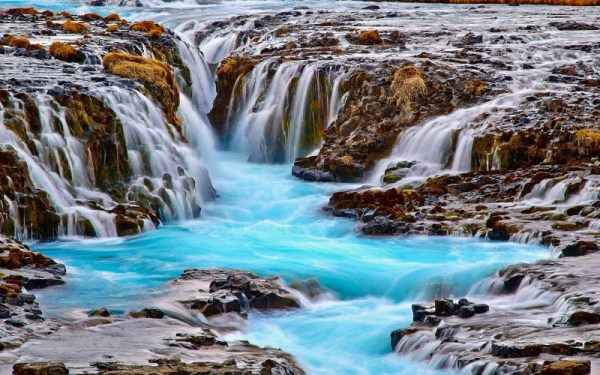 of 20 icelandic landscapes