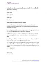 Disciplinary hearing invite letter invitationjpg managing employee grievance hr inform spiritdancerdesigns Gallery