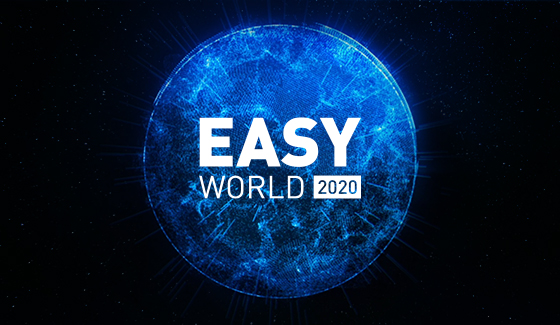 EASY World 2020 – 100 % digital – das virtuelle Messe-Highlight am 29.09. Sponsored Post
