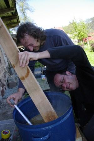 Spolupráce sládka a pivovarníka