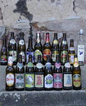 Piva vypitá během vaření Hradeckého přehmatu