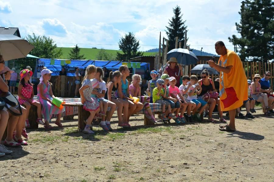kocurkovo akcie pre deti hradisko lipany