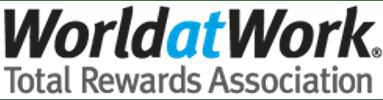 World At Work Logo Total Rewards compensation