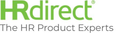 HR Direct Logo as supplier of job interview aids