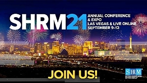 SHRM Annual Conference 2021 Ad