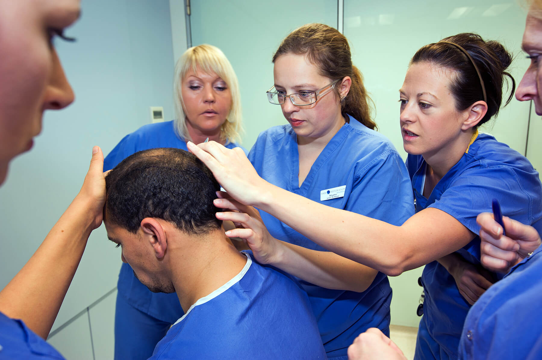 hair loss treatment UK