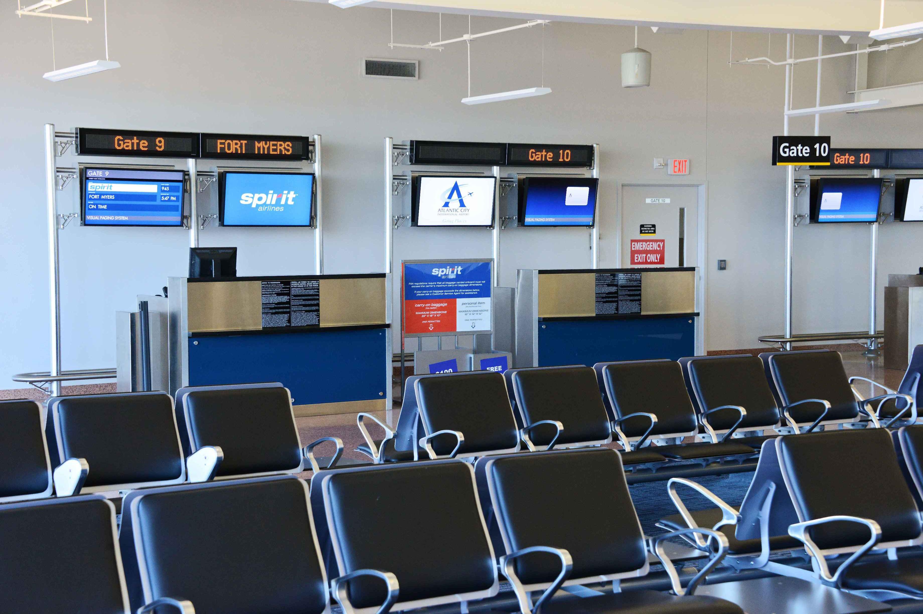 Atlantic City International Airport  Terminal Expansion
