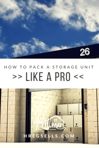 How to Pack a Storage Unit Like a Pro