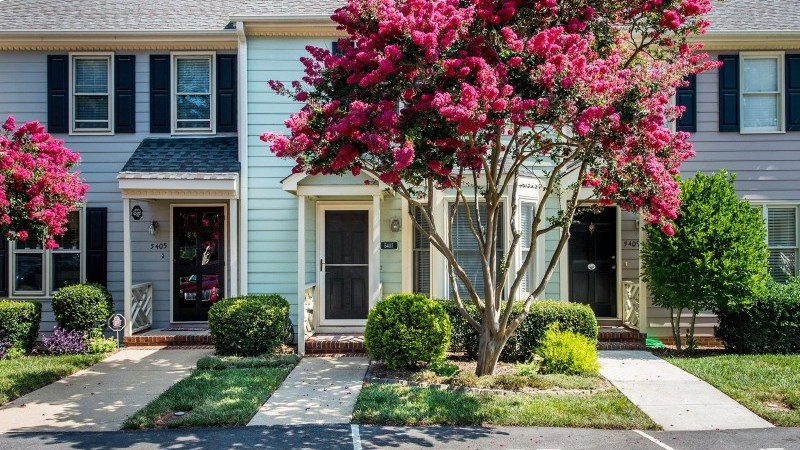 Sold: Peaceful Townhome Retreat Near Umstead Park