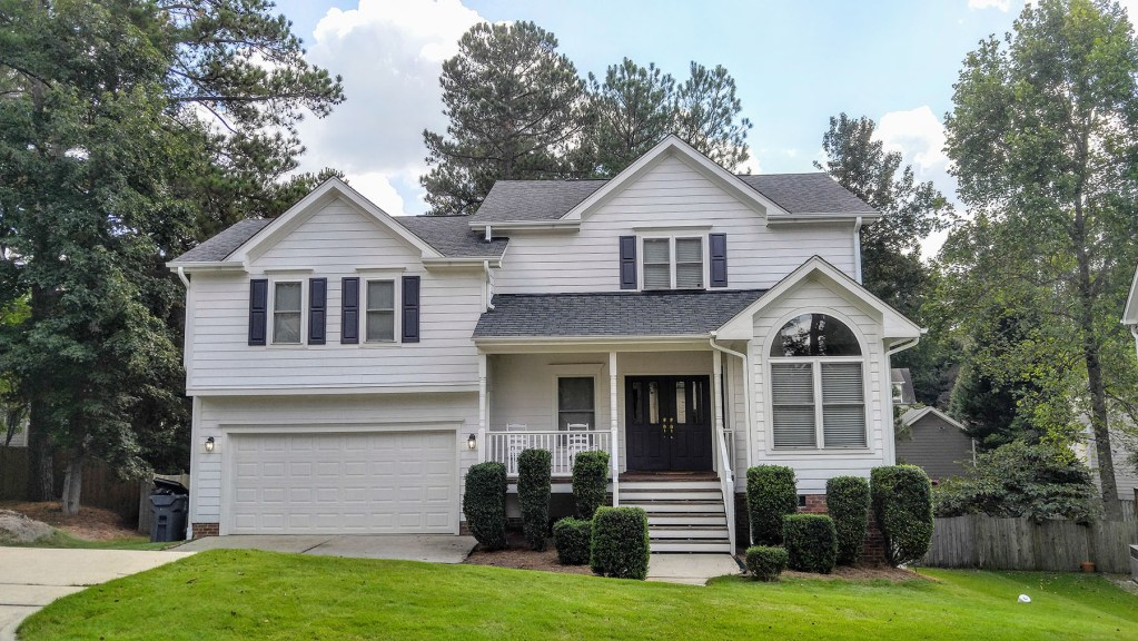 Coming Soon: 4 Bedroom Cul-de-Sac Home in Apex's Whitehall Manor