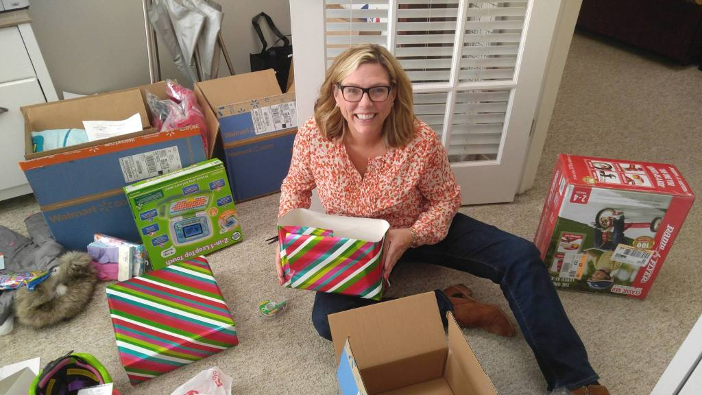 Hillman Real Estate Group holiday giving