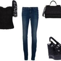 Модни сетове с дрехи и аксесоари Dolce & Gabbana
