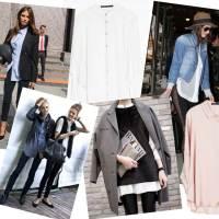 Как да носим модерната, макси риза