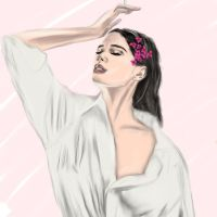 Fashion Illustrations Hrisskas Style