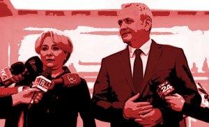 Dragnea și Dăncilă distrug premeditat credibilitatea României