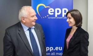 Daul și Merkel, la fel de vinovați ca Maia Sandu!