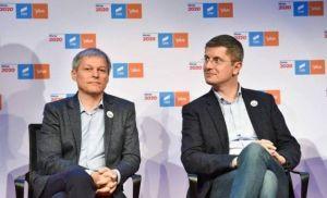 Barna sau Cioloș? Cine va câștiga președinția USR-PLUS?