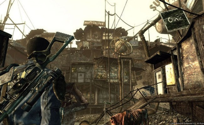 Fallout 3 On Steam Pc Game Hrk