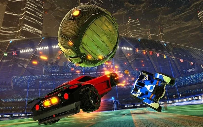 Rocket League On Xbox One PC Game HRK Game
