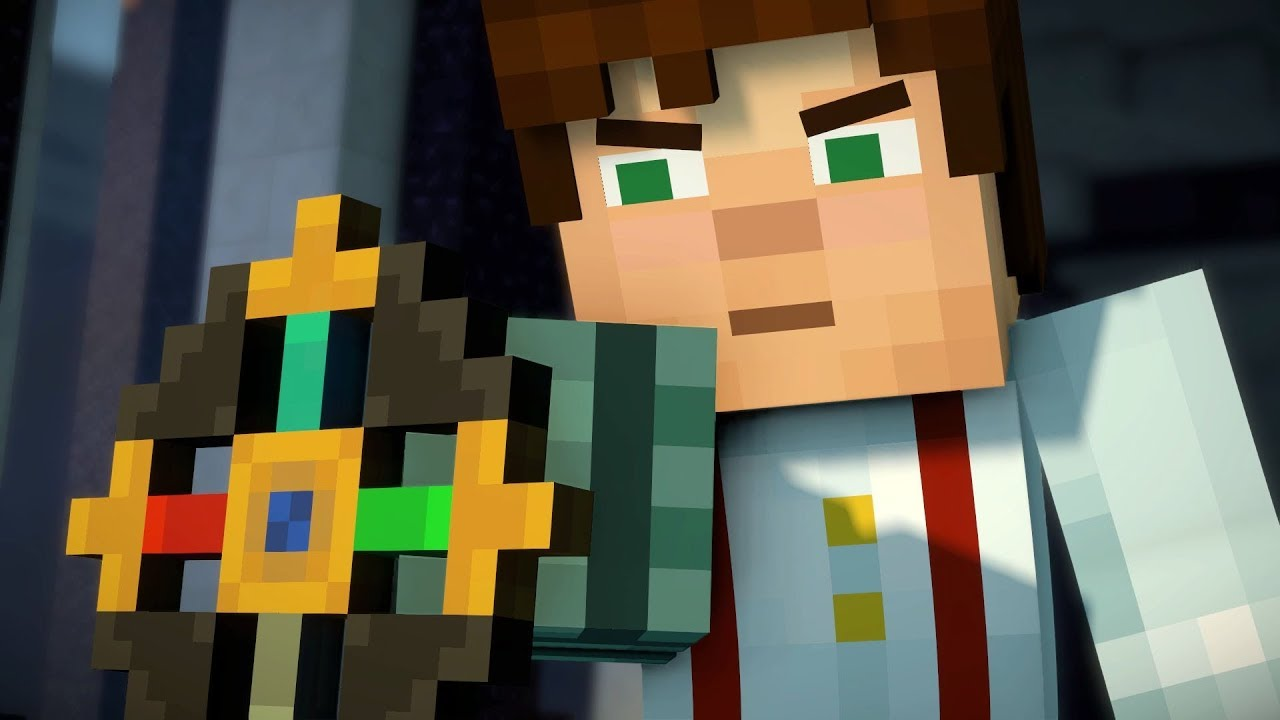 Minecraft Story Mode Season Two Episode Four Is Now Available