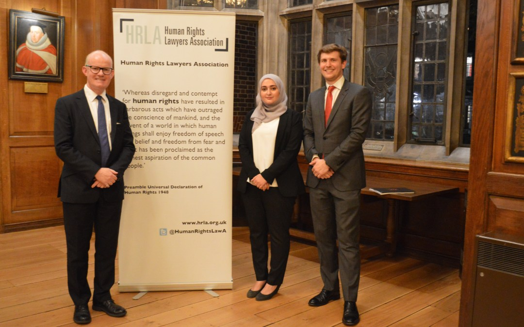 Terrorism and Human Rights: An Evening with Max Hill QC