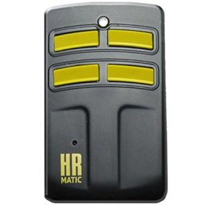 Remote control HR Model: RQ2640F4   HR Matic