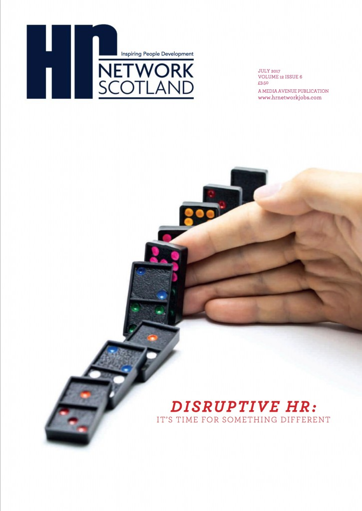 Hr NETWORK Magazine July 2017