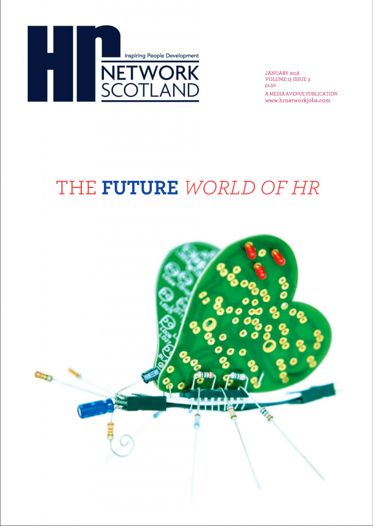 Hr NETWORK Magazine January 2018