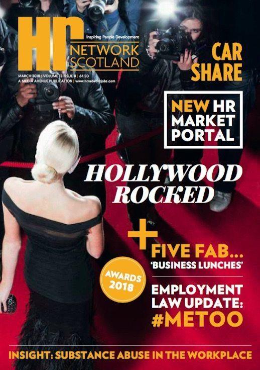 Hr NETWORK Magazine March 2018
