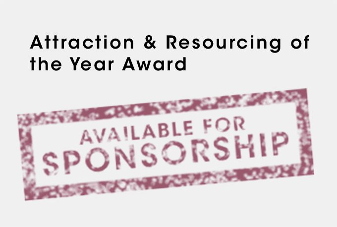 Attraction & Resourcing of the Year Award image