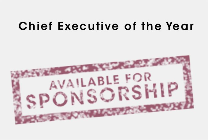 Chief Executive of the Year image
