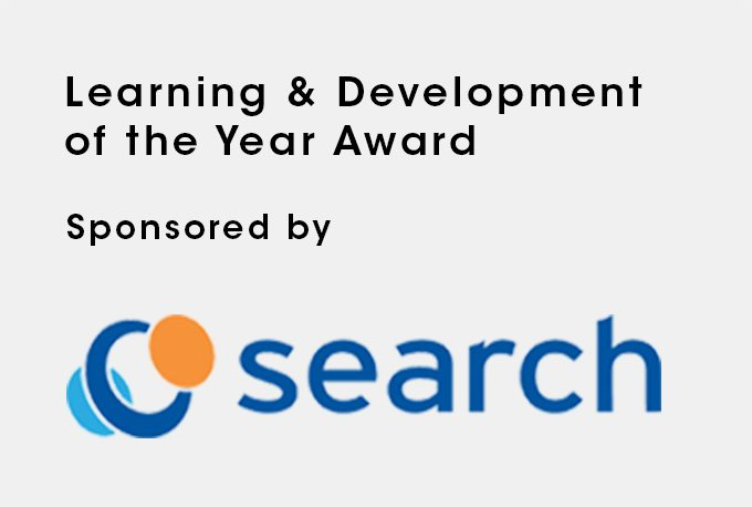 Learning & Development of the Year Award