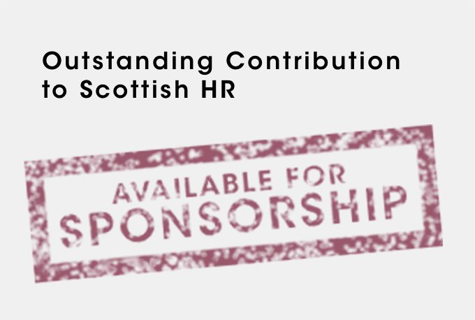 Outstanding Contribution to Scottish HR image