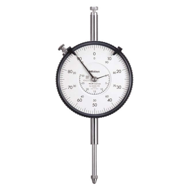 Mitutoyo 3052S-19 Long Stroke Large Diameter Dial