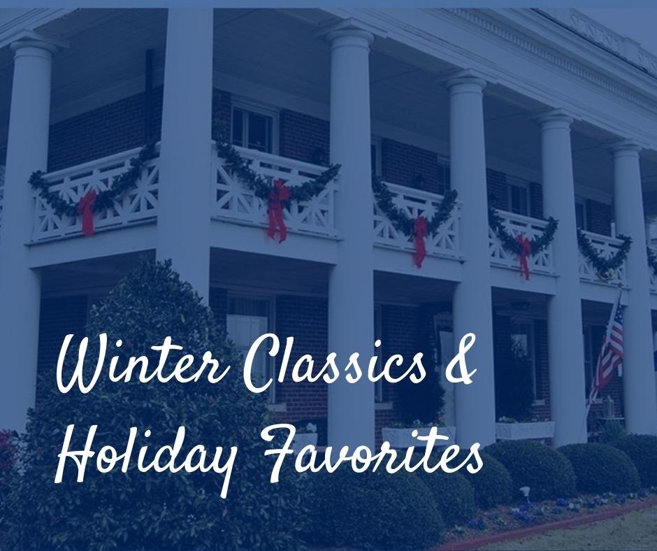 Winter Classics & Holiday Favorites