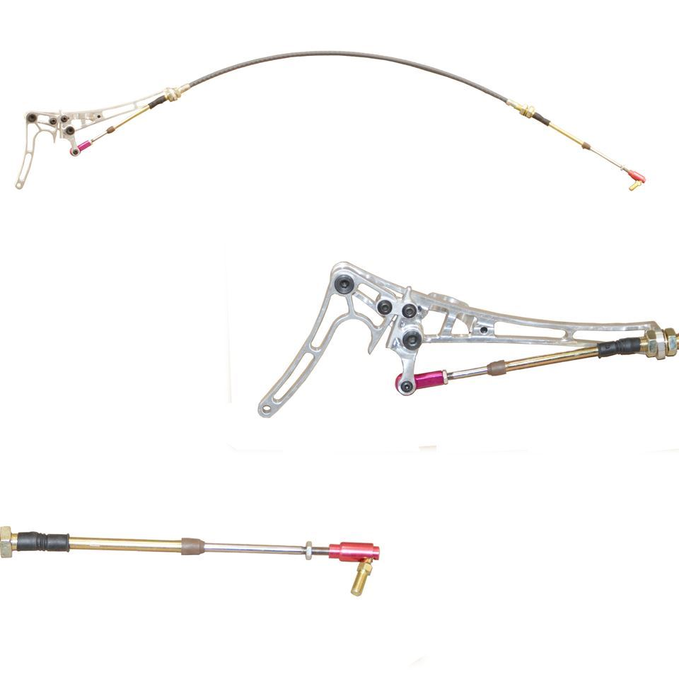 Sure Lock Shifter Cable, Standard 45
