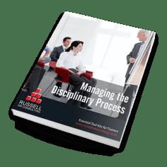 Managing the Disciplinary Process