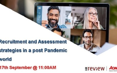 Recruitment and Assessment strategies in a post Pandemic world – 17/09/20