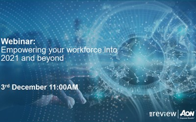 Empowering your workforce for 2021 and beyond – 03/12/2020