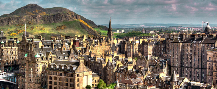 Edinburgh is best for disposable income while Birmingham is worst