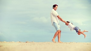 Flexible working for dads could lead to more of a present parent