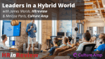 Leaders in a Hybrid World - with Culture Amp