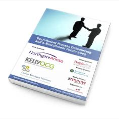 Recruitment Process Outsourcing and e-Recruitment Forum 2009 - Documentation