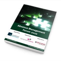 Absence Management Forum 2010 - Documentation