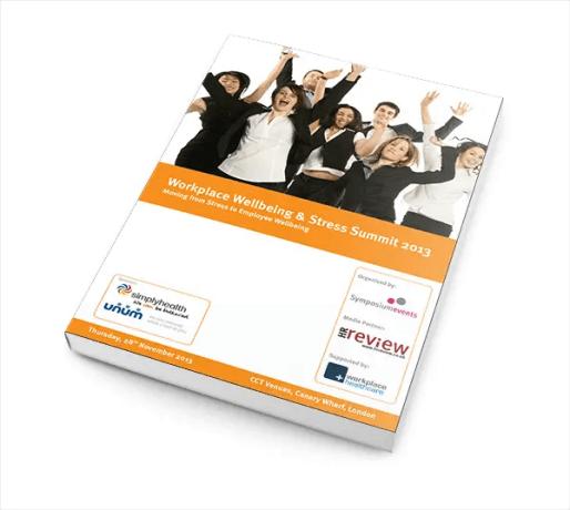 Workplace Wellbeing & Stress Summit 2013 - Documentation