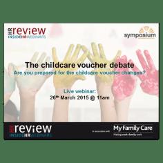 InsideHR: Childcare vouchers debate