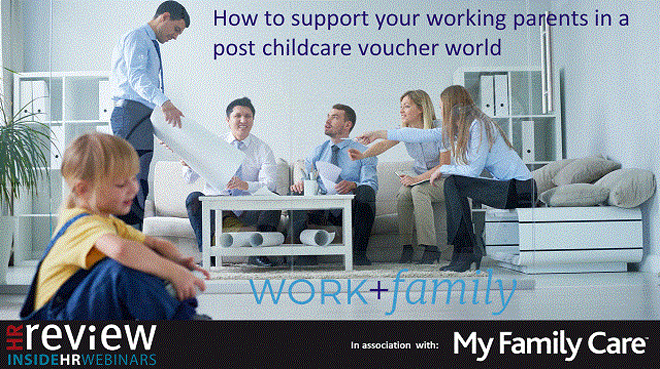 Supporting working parents in a post childcare voucher world – 22/02/2018