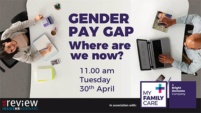 Gender Pay Gap: where are we now? – 30/04/2019
